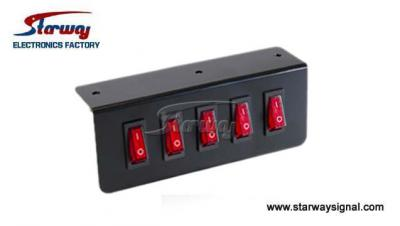 KL-K05 Five Switch Plate Switch Box